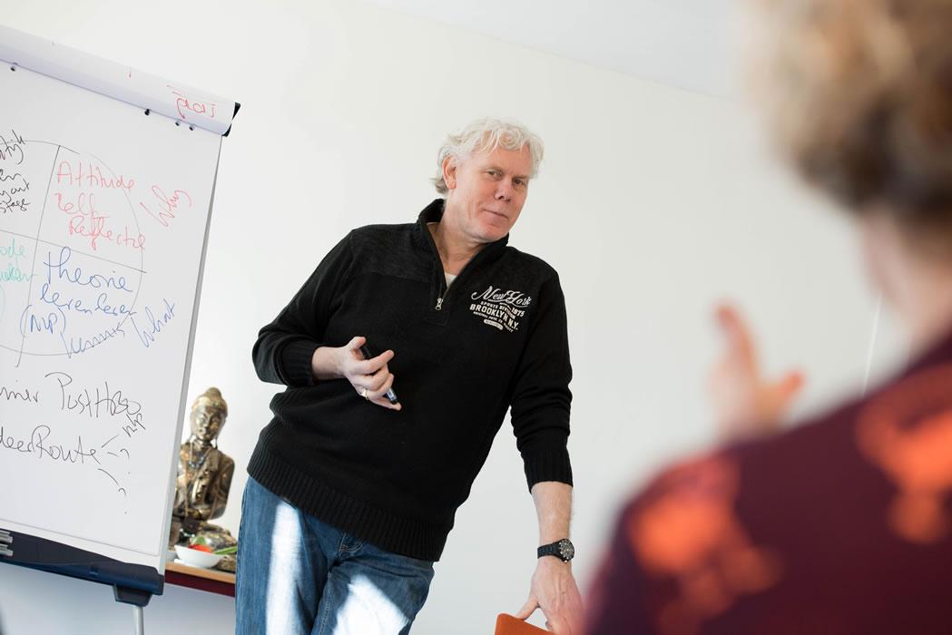 Peter Dalmeijer over de Master Coach Opleiding; Systemisch Coachen
